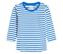 Gestreiftes Shirt aus Baumwolle