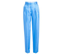 Gestreifte Wide Leg Pants