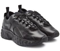 Bedruckte Sneakers Rockaway Block aus Leder