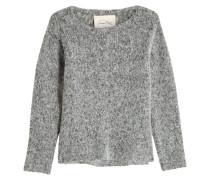 Pullover aus Alpakawolle und Baumwolle