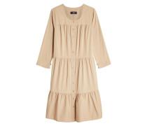 Kleid mit Baumwolle