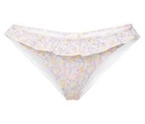 Bikini-Höschen Riviera mit Rüschen