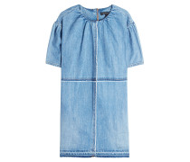 Minikleid aus Denim