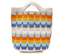 Kleiner Shopper Mila mit Muster