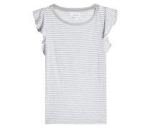 Gestreiftes T-Shirt Margina mit Baumwolle