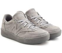 Sneakers WRT300 aus Veloursleder und Mesh