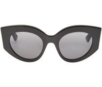 Cat-Eye-Spnnenbrille
