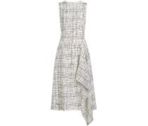 Gemustertes Kleid aus Tweed