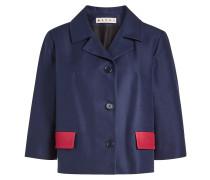 Kurze Jacke aus Baumwolle