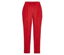 Cropped Pants Basilio aus Seide