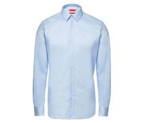 Slim-Fit Hemd Elisha aus Baumwolle