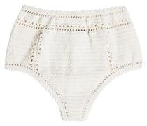 Gehäkelte Bikini-Hose aus Baumwolle