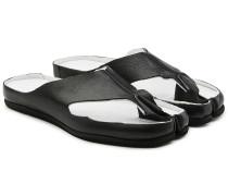 Slides mit Zehenspalte und Cut Outs