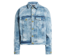 Jeansjacke Holy Water aus Selvedge-Denim