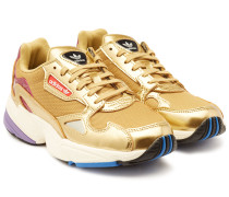 Sneakers Falcon im Metallic Look