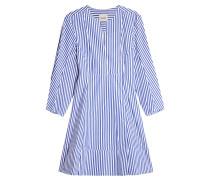 Gestreiftes Kleid Vanessa aus Baumwolle