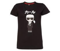 Bedrucktes T-Shirt Ikonik Japan aus Baumwolle