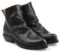 Ankle Boots Chill aus Leder