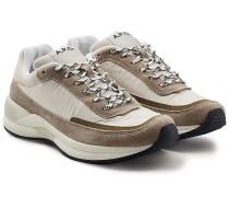 Sneakers Running mit Veloursleder