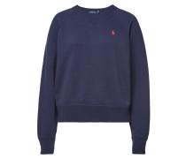 Sweatshirt mit Raglanärmeln und Logo-Stickerei