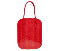Handtasche Irrisor aus Schlangenhaut Leder