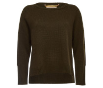 Pullover Helaine aus extrafeiner Wolle und Kaschmir