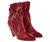 Ankle Boots Lileas aus Leder
