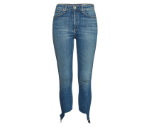 Destroyed High Rise Skinny Jeans Nina