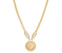 Halskette Icon Medusa mit Anhänger