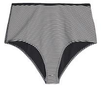 Wendbares High-Waist-Bikini-Höschen Tarpum Bay