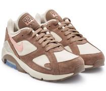 Sneakers Air Max 180 aus Veloursleder