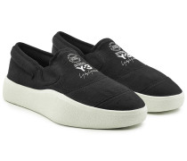 Bedruckte Slip-On Sneakers Tangutsu