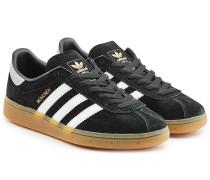 Sneakers München aus Veloursleder