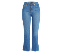 Cropped Flared Jeans Benny