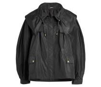 Leichte Jacke aus Taft