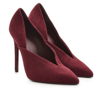 Pumps Eva aus Veloursleder