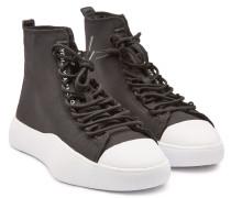 High Top Sneakers Bashyo mit Leder