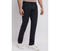 Jeans J06 in Slim Fit aus Baumwolldenim