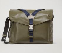 Messenger Bag Aus Nappaleder