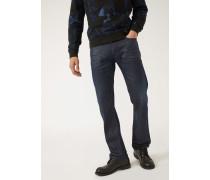 Slim Fit-jeans J45 aus Gewachstem und Gewaschenem Denim