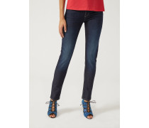 Super Skinny Jeans J28 In Used-optik