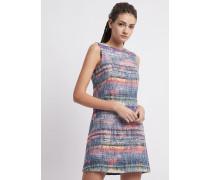 Kleid aus Mehrfarbigem Tweed