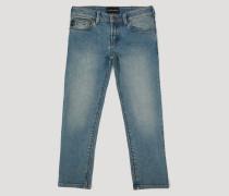 Jeans Aus Denim/baumwollstretch