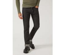 Slim Fit-jeans J00 Aus Stretch-denim Mit Nieten-logo