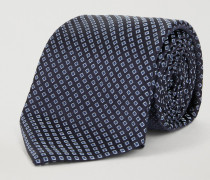 Krawatte Aus Satin