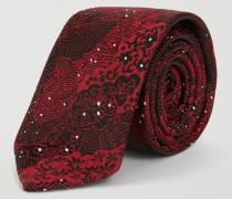 Krawatte Aus Seidengemisch