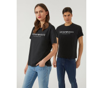 Unisex T-shirt Via Del Babuino Roma