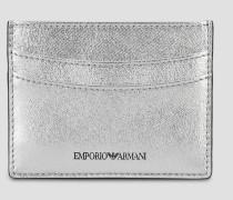 Kartenetui aus Leder mit Madrasprint