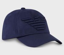 Baseball-cap mit Gesticktem Adler