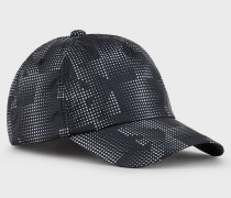 Baseball-cap Mit Allover-print